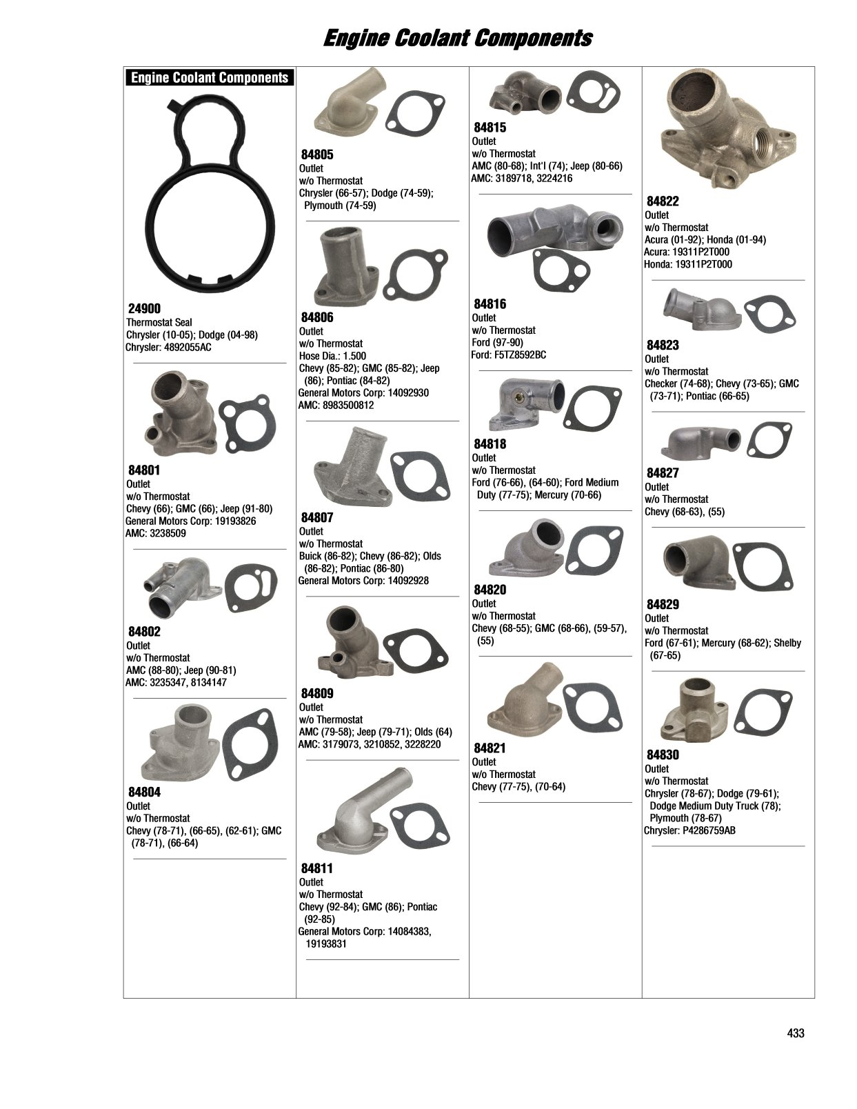 2017 Illustrated Guide Page 433 Engine Coolant Components Jeep
